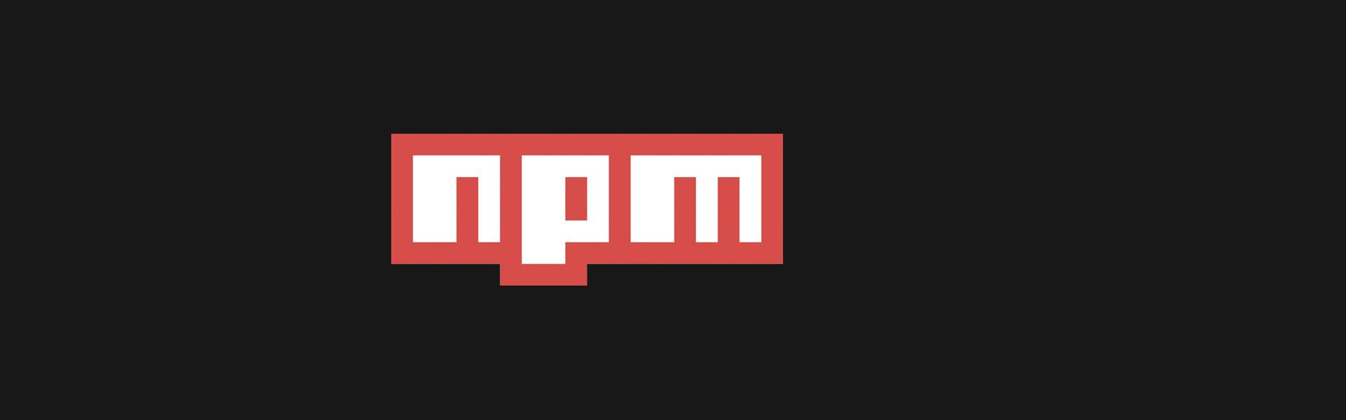 NPM: ¿cómo instalar una versión específica de un módulo?